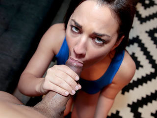 Teen chick Amara Romani agreed to be fucked by her stepbrother