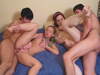 College youngsters fuck like pornstars